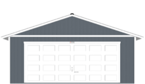 Standard 4/12 Roof Pitch